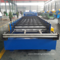 Color Steel Glazed Tile Metal Roll Forming Machine
