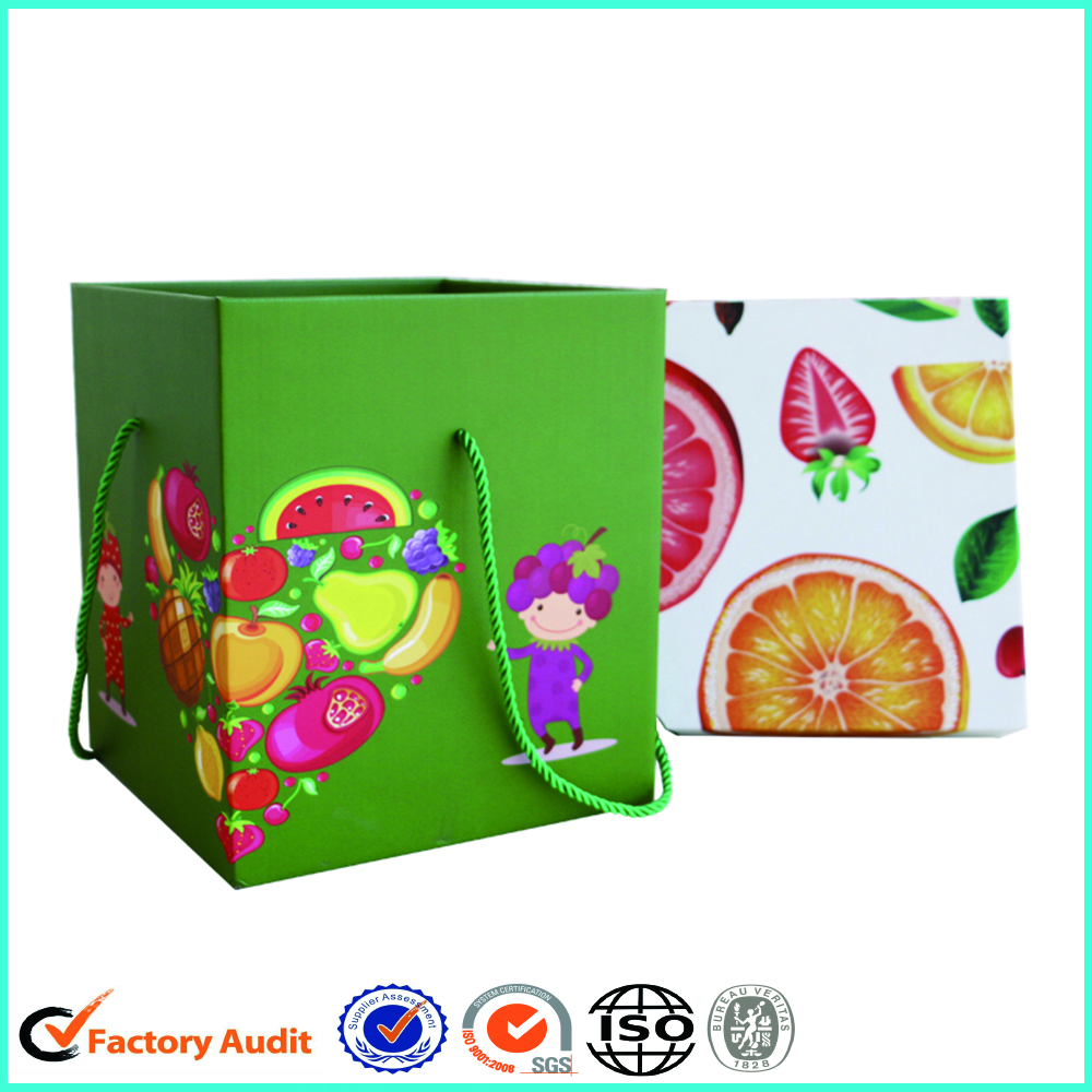 Fruit Carton Packing For Apple and Banana