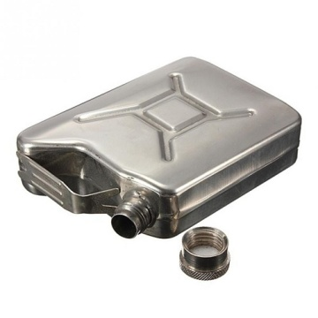 Stainless Steel Gasoline Petrol Diesel Fuel Can