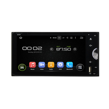 6.95''Car Dvd Player per a corona di Toyota