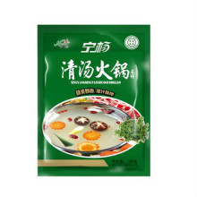 Purchasing for China Hot Pot Seasoning,Fish Hot Pot Seasoning,Hot Pot Bottom Material Manufacturer Clear soup hot pot bottom material export to French Southern Territories Supplier