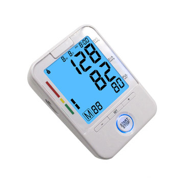CE FDA goedkard Digital BP Machine Bloed + Druk + Monitor