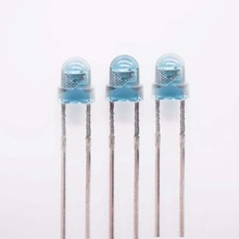 1550nm IR LED 3mm LED Blue Lens H4.5mm