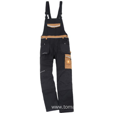 Elasticated Waistband Bib Pants