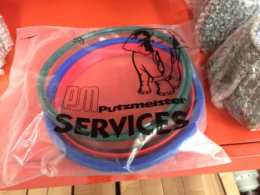 Putzmeister S valve big end seal kits