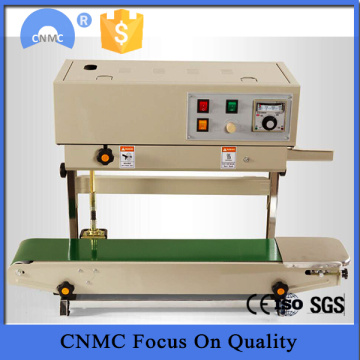 Vertical Continuous Film Bag Sealing Machine