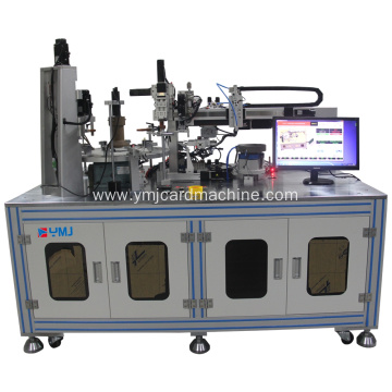 New Generation Coil Winding and Welding Machine