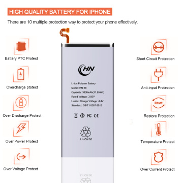 3000mAh Samsung Galaxy S8 replacement battery