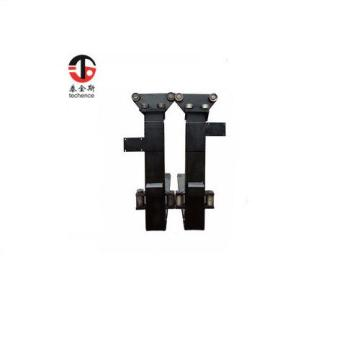 ISO standard size forklift attachments fork for loading 1.5ton -45ton