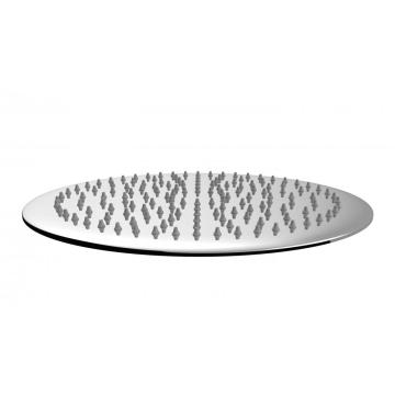 Oval Stainless Steel Shower Head