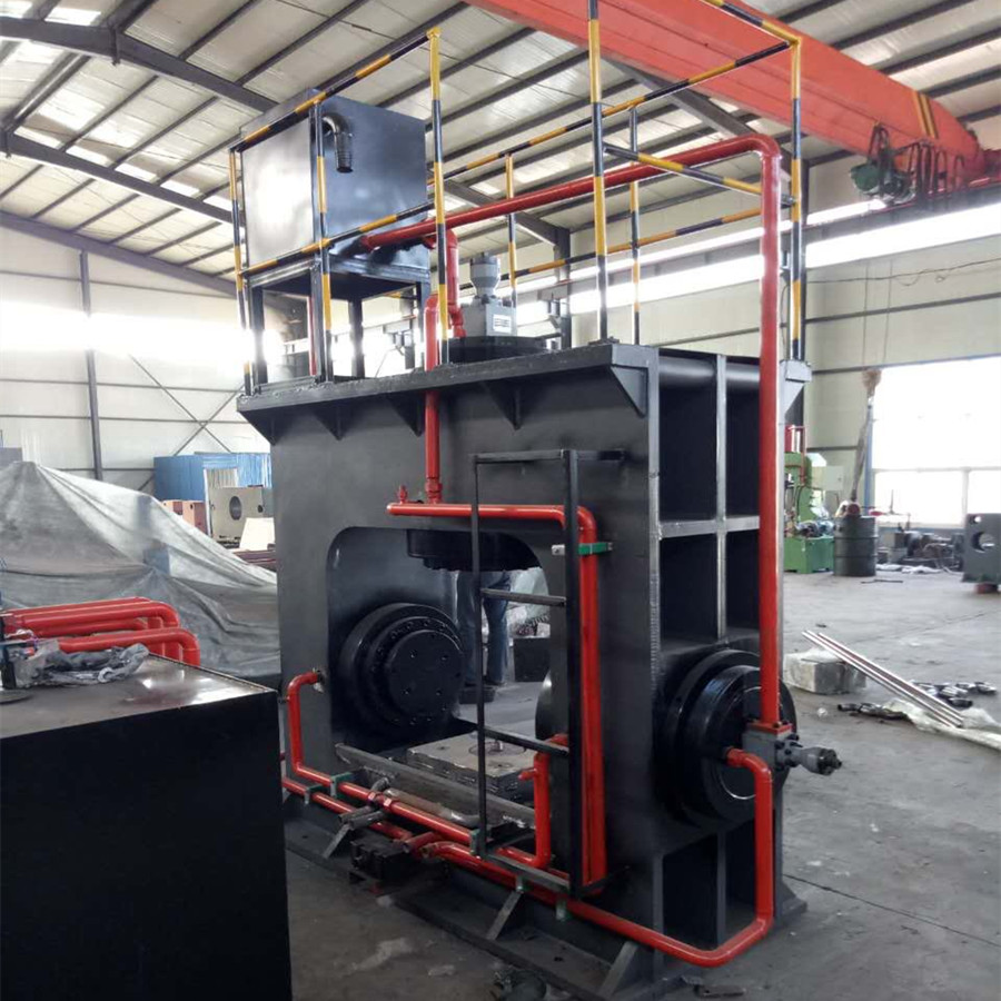 Reducing Carbon Steel Tee Machine