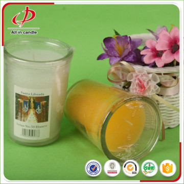 High Performance for White Pillar Candle Wedding Favor Glass Jar Candles supply to Wallis And Futuna Islands Importers