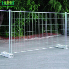 Australia Standard Temporary Removable Fencing Construction