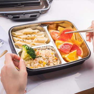 304 Stainless Steel Insulated Lunch Box