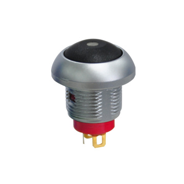 Waterproof LED Metal Electrical Push Button Switch