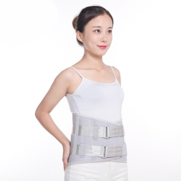 Plus size widened steel belt supporter