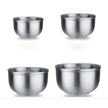 High-quality Stainless Steel Rice Bowls