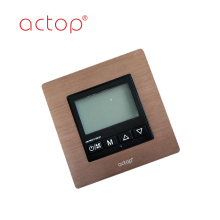 Digital high and low Temperature Controller Thermostat for hotel system