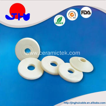 High Quality Industrial Factory for Alumina Ceramic Friction Disc Extra high wear resistant ceramic friction disc supply to Indonesia Supplier