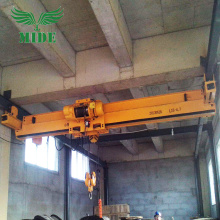 10 ton single beam electric bridge crane