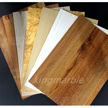 Good Quality for Pvc High Glossy Wooden Table Top Panel Interior Wall PVC Wooden Panels With Good Price export to Greece Supplier