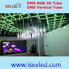 Audio Control Programmable RGB 3D LED Tube Light