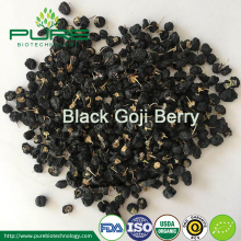 Wild Black Goji Berry with High Anthocyanin