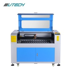 Cheap for Cnc Metal Engraving  Machine Rubber Stamp 3D CO2 Laser Engraving Machine export to Turkmenistan Exporter