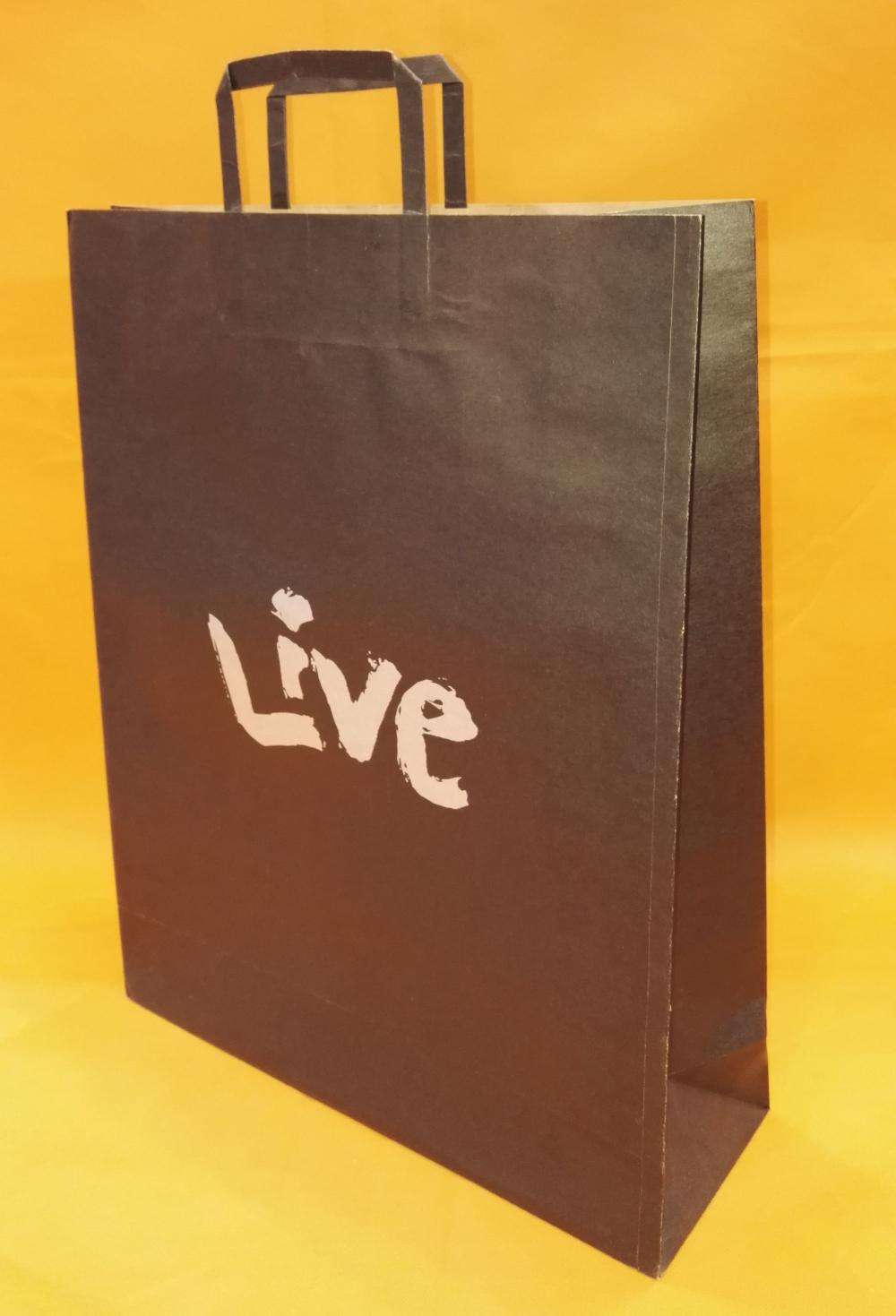 Shopping Paper Bags With Handle