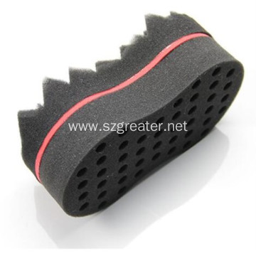 Wave sponge brush For Afro Braid