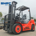 3.5 Ton Diesel Forklift With 6M Lifting Height