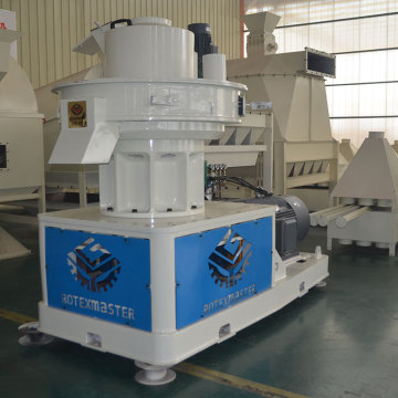 Small Vertical Ring Die Pellet Machine