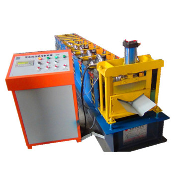 Roof Ridge Cap Roll Forming Machines
