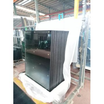 Glass Window Low-e Tempered Double Glazed Glass