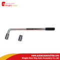 L Type Telescoping Lug Wrench