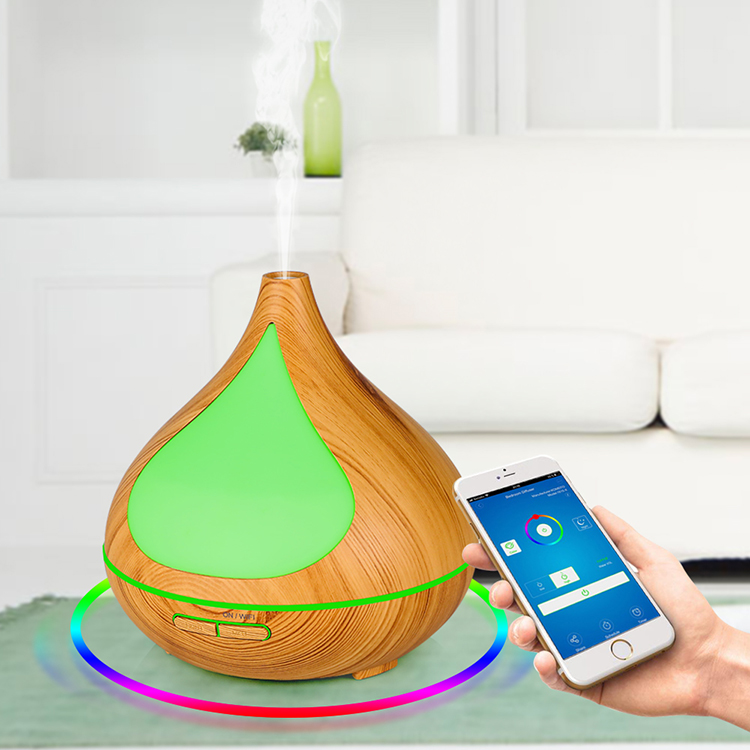 smart air humidifier