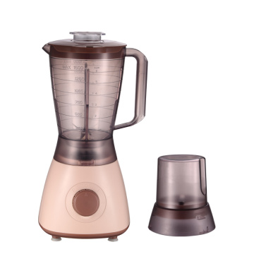 Quality Electric Food Blender Fruit Mixer Plastic Jar