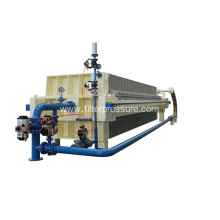 Metallurgy Industrial Chamber Filter Press Most Popular