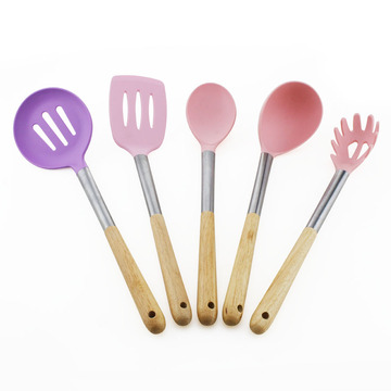 6 Pieces Nylon Kitchen Cooking Utensil Set