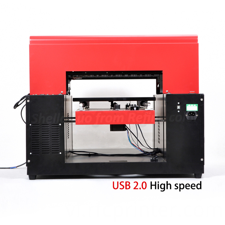 Multicolor T Shirt Printing Machine