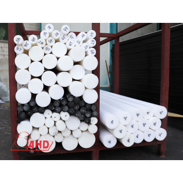 Free Sample White Black POM Copolymers Polyformaldehyde Rod
