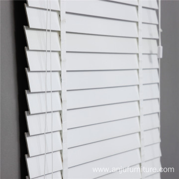 Wholesale high quality safety white blinds adjustable blinds