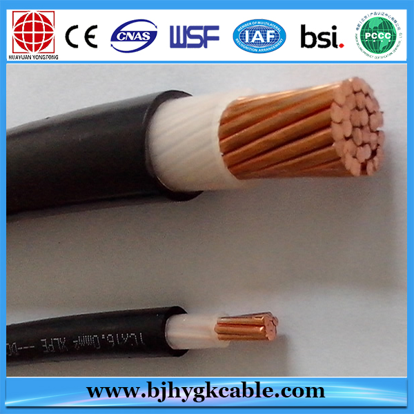 COPPER CONDUCTOR XLPE INSULATED PVC OUTER SHEATHED POWER CABLE