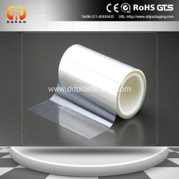 Silicone Coated 75 Micron Clear Pet Release Film