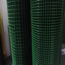 Black Wire PVC Coated Welded Wire Mesh