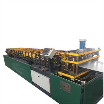 Square Plate Equipment Roll Forming Machinery