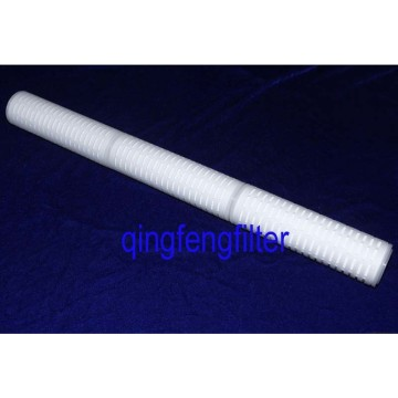 10 inch PVDF Filter Cartridge for Liquid Filtration