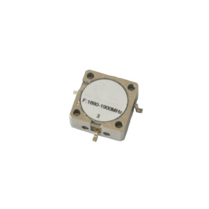 Passive Microwave Wireless Stripline Circulators
