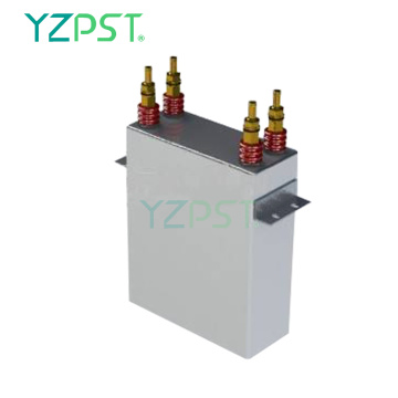 Intermediate frequency induction heating capacitors 1600Kvar