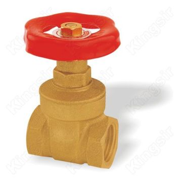 New Fashion Design for Brass Gate Valve Big Flow Brass Gate Valves export to Honduras Manufacturers
